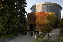 Canadian Museums & Iconic Buildings / A collection of images of iconic buildings and museums scattered across Canada. I also include some of the exhibits, art, and notable features to be found inside these buildings.