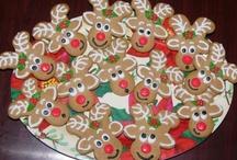 FOOD Christmas / by Nancy Kelly