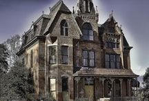 Haunted Victorian Houses / by Zombie Pumpkins!