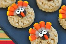 Thanksgiving recipes / by Casey Wells
