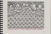 Zentangles - Group Board /  A group board for Zentangles and Zentangle related doodles. Please no multiple pins, or spamming. Follow me, and leave a comment you want to join the board. Thank You.