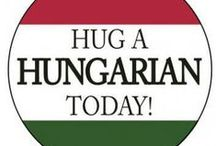 All Things Hungarian - Magyar / by Shirley Zuroff