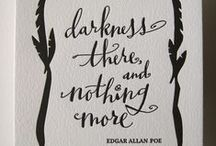 Dark Quotes / by Zombie Pumpkins!