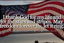 God Bless America! / by Shirley Zuroff