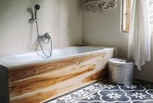 Awesome Bathrooms / Bathroom inspiration