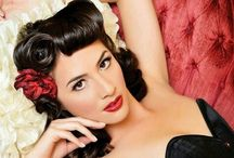 Glam Pin Ups / Photography ideas for pin ups