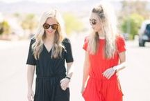 LIFEOFASISTER / Popular Las Vegas fashion and lifestyle bloggers Life of a Sister share easy to recreate looks.