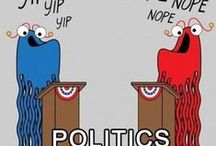 Political Humor / by Shirley Zuroff