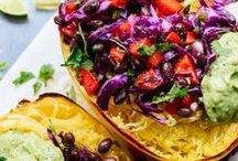 all vegetarian recipes / A delicious mix of sweet and savoury foods vegan and vegetarian recipes!