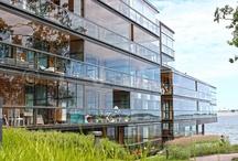 Lumon glazing for balconies and terraces