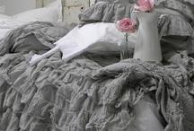 romantic ruffle~bedding