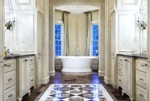 "Boastful Baths / While it's one of the least ""viewed by others"" spaces in a home - It's where the majority of homeowners begin and end their hours in a day so why shouldn't it be as inviting and impressive?!"