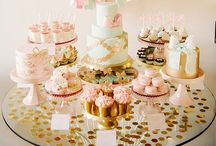 pretty party tables / GORGEOUS party tables for great inspiration for an upcoming wedding or party!