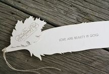 Labels & Papier / by mariet vandeweerdt