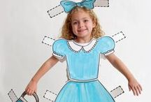 Costumes & Imaginative Play / Easy dressing up/fancy dress costume ideas to make at home to promote imaginative play.