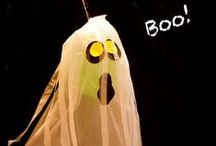 Halloween Fun. BOO! / A collection of fun and easy Halloween crafts, recipes, decorations and games for the family.