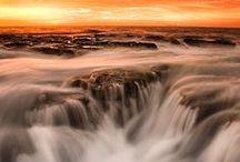 Mezzmerizing Waterfalls / I LOVE WATERFALLS & I find them wonderfully calming!!! / by Betty Waters Grinder