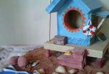 casa birds - detalhes