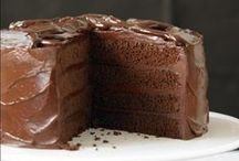 Classy Chocolate Cakes / by Ghirardelli Chocolate Company