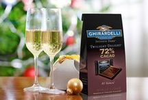 Cheers to Chocolate & Sparkling / by Ghirardelli Chocolate