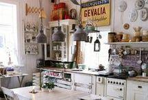 kitchens :)