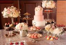 dessert tables .......JUST AMAZING