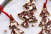 Festive Holiday Treats / 'Tis the season to satisfy your sweet tooth with our festive holiday dessert recipes -- made with none other than our Ghirardelli Peppermint Bark. / by Ghirardelli Chocolate Company
