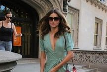 Miranda kerr stylish outfits