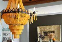 classy chandeliers