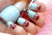 Nails/Nail Art / Amazing nail arts