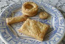 gluten free puff pastry / Glutenvrij bladerdeeg recepten