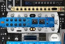 GM Recording Studio / rock,metal,folk,jazz,ska,hip hop,film music,etc