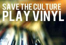 in vinyl we thrust