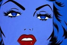 it's pop art.....