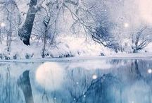Winters Wonderland / Winters magical, cosy, warm playful side.