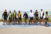 Ciclisti ad Holiday Home Arzilli 11 e 12 aprile 2014