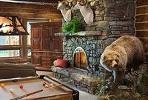 man caves / yes