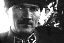 Mustafa Kemal ATATÜRK / The father of the TURKS.