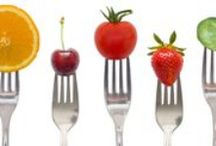 Get Healthy / Healthy Food and Healthy Lifestyle.