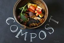 Composting 101 / Great ideas for beginning and well-versed composters!