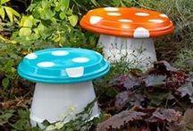 Cool DIY gardening ideas