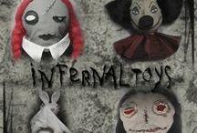 infernaltoys / My toys of handwork