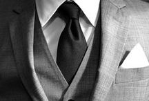 The Steezy Man's Attire / Suits for men, clothing for men, mens outerwear. Fashion for men