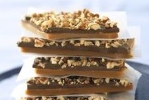 Barks & Brittles / From nut-studded chocolate barks to chocolate drizzled toffee brittles, here is a collection of simple candy recipes for every occasion. / by Ghirardelli Chocolate Company