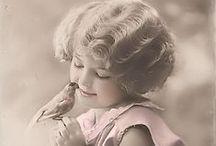 Vintage plaatjes / Vintage cards photo's