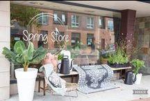 Spring Store in 't Harde / Mijn blog over Spring Store voor Laura's Blog