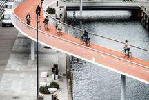 Urban Inspiration / Schöne Ideen und tolle Visualisierungen aus dem Bereich Architektur/Urban Design/Landscape Planning