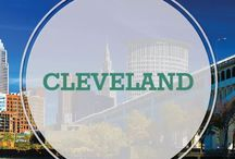 Ultimate Cleveland Trip / Tips and ideas for how to plan the perfect trip to Cleveland! VIP travel from Cincinnati to Cleveland on Ultimate Air Shuttle is $379. Check our website for deals too! http://ultimateairshuttle.com/promotions/