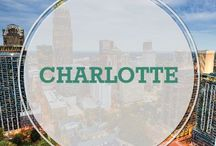 Ultimate Charlotte Trip / Tips and ideas for how to plan the perfect trip to Charlotte! VIP travel from Cincinnati to Cleveland on Ultimate Air Shuttle is $499. Check our website for deals too! http://ultimateairshuttle.com/promotions/