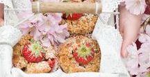 "Süsses {mari & ola} / Sweet Recipes all developed by ""mari e ola"""
